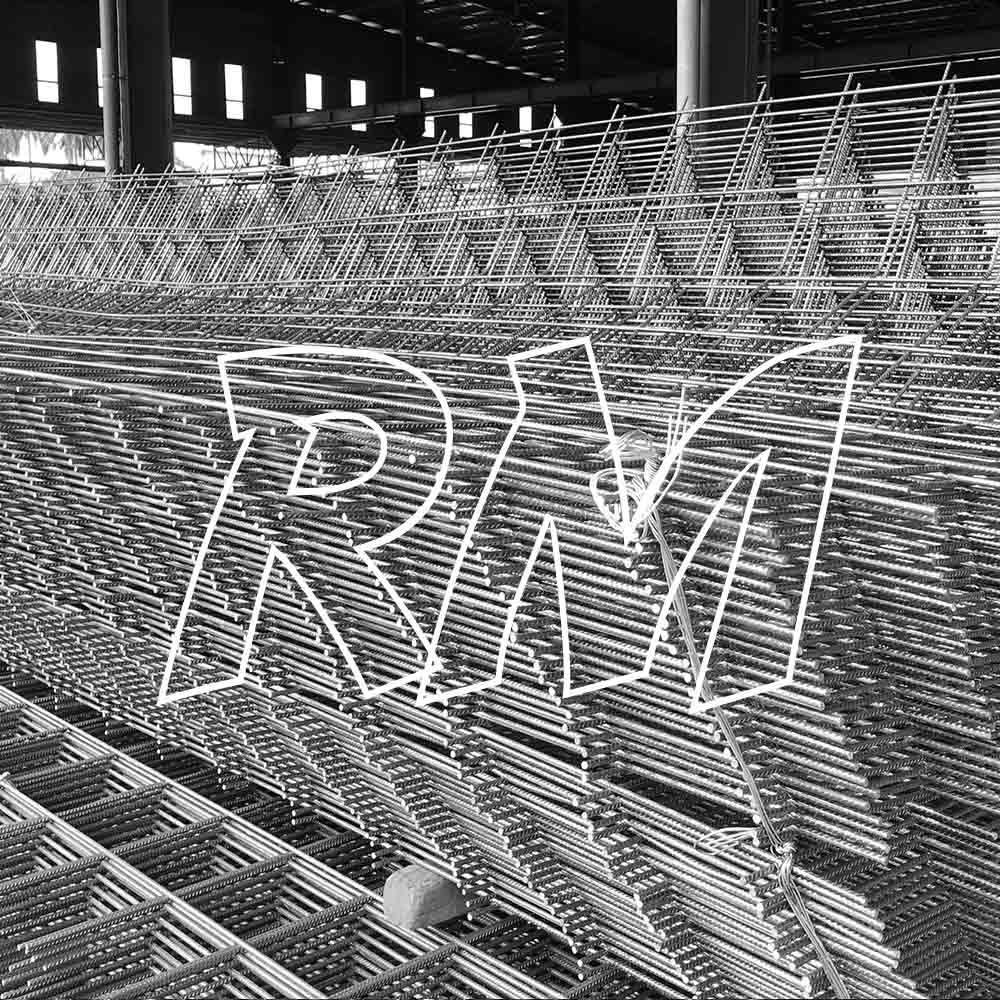 RM REINFORCING WELDED WIRE MESH (CUT AND BEND SOLUTION MESH)